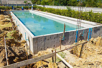 Batisud montpellier construction ma onnerie r novation for Construction piscine montpellier